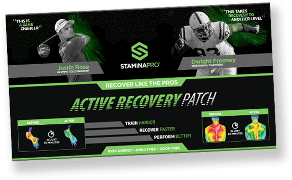 active recovery patch